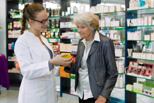 Improve that 15-Minute Wait at the Pharmacy